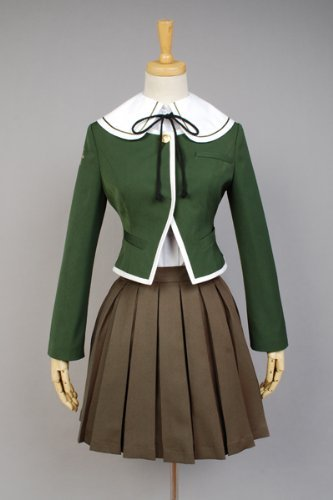 Dangan Ronpa Fujisaki Chihiro cosplay kostum ,Maßgeschneiderte,Größe L: Höhe ()