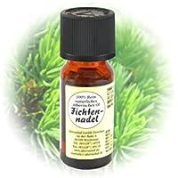 * Ätherisches Öl 100 % natürlich | Duft: Fichtennadel | Duftöl für Duftlampe Diffusor Potpurri Aromatherapie Sauna... preisvergleich bei billige-tabletten.eu