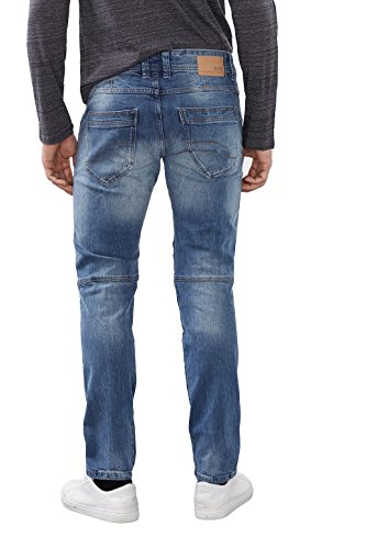 edc by Esprit 106cc2b024, Jeans Homme Bleu (blue Medium Wash 902)
