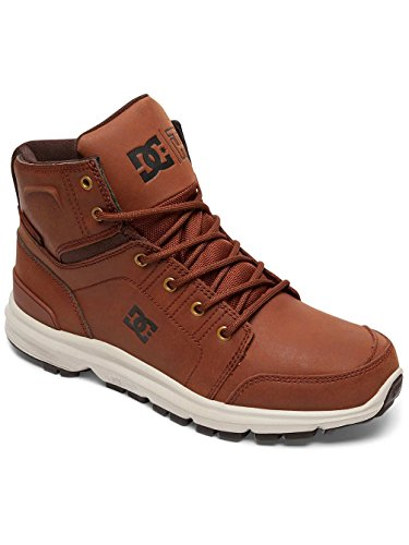 DC Torstein Boot Coffee Brown/Dk Chocolate
