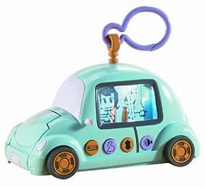 Pixel Chix Road Trippin Car (Blue)