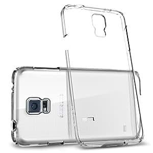 Spigen Ultra Fit Coque pour Samsung Galaxy S5 Transparent