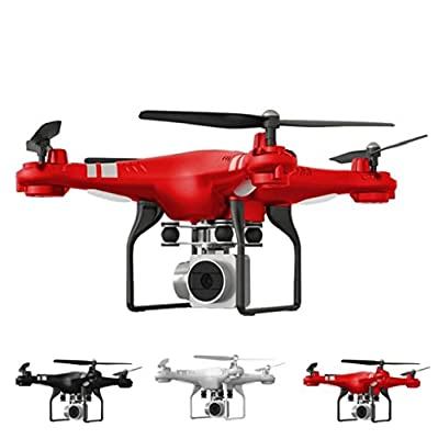 Action Camera Sisit Perfect Wide Angle Lens HD Camera Quadcopter RC Drone WiFi FPV Live Helicopter Hover for Racing Drone Fans Aerial Photography