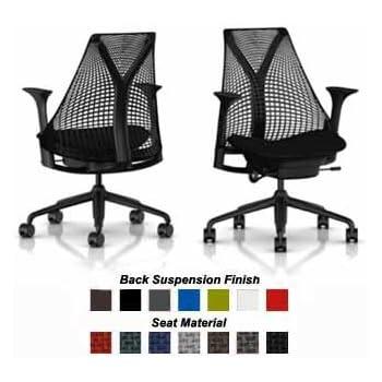 Herman Miller Sayl Chair in Black