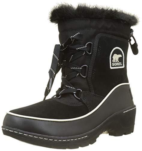 Sorel Damen Torino Stiefel, schwarz/weiß (light bisque), Größe: 42