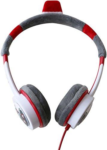 iFrogz IFLRCH-RRB wenig Rockerz Kostüm kabelgebundene Kopfhörer Roten ()