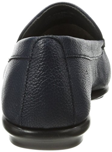 Aerosoles Web Browser Cuir Mocassin Dark Blue