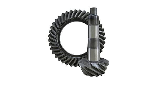 High Performance Ring and Pinion Gear Set for GM Cast Iron Corvette Differential Yukon YG GMVET-411T