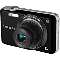 Samsung ES65 Digital Camera - Black (10.MP, 5x Optical Zoom) 2.5 inch TFT Screen