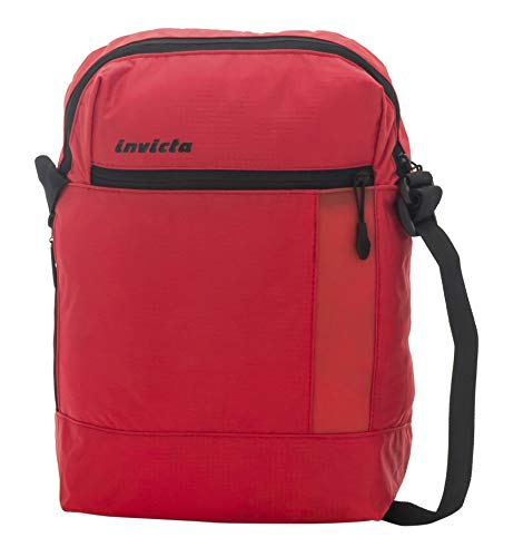 Invicta Vertical Shoulder Bag Bolso Bandolera