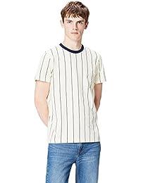 find. Herren T-Shirt Vertical Stripe