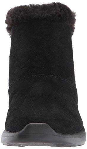 Skechers Go City 2, Bottes Femme Noir (Black)