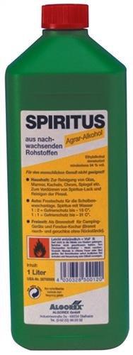 Preisvergleich Produktbild Brennspiritus Bioalkohol 1l f.Reinigung