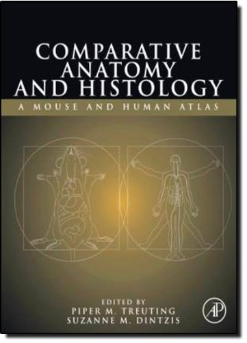 Comparative Anatomy and Histology: A Mouse and Human Atlas (Expert Consult)