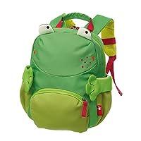Sigikid Sigikid24920 Mini-Backpack Frog, sigibags