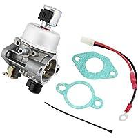 FinukGo Kohler 12-853-93-S Kit de carburador para John Deere 12 853 93 OEM Motor Carb Gran reemplazo para el Viejo carburador