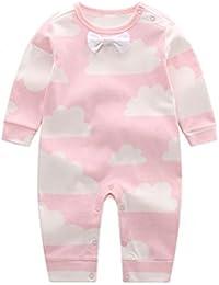 Bebone Pelele Bebé Niños Niñas Manga Larga Para Primavera