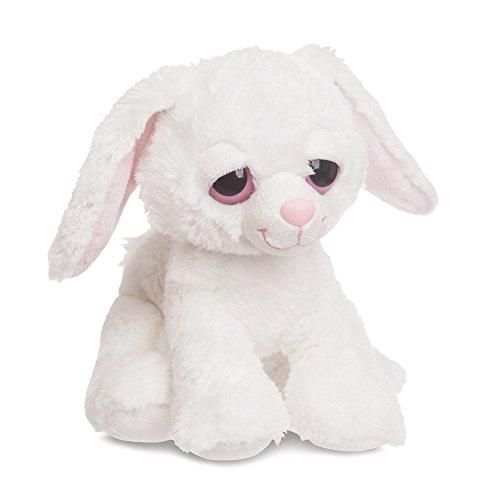 Unbekannt Aurora Dreamy Eyes Bunny Hase 25cm Schlafaugen Plüschtier Stofftier Kuscheltier