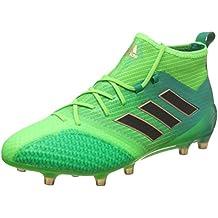 newest collection a4c23 585ed adidas Ace 17.1 Primeknit FG - Botas de fútbol para Hombre, Verde - (Versol