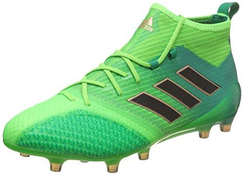 99de4ba59f451 adidas aCE 17.1 Primeknit FG – Chaussures de football pour homme, vert –  (Versol