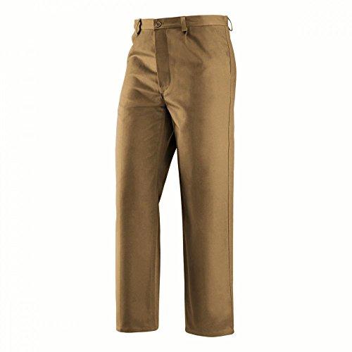 Pantalone Da Lavoro In Cotone Massaua Sanfor 260 Gr/Mq - Kaky, 48