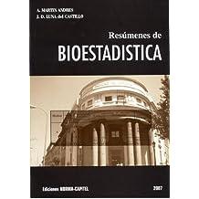 Resumenes de bioestadistica 2007 (Textos Universitarios)