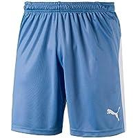 Puma Ligas Pants, Hombre, Silver Lake Blue/White, XL