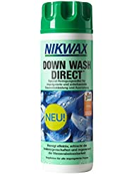 VAUDE Waschmittel Nikwax Down Wash Direct VPE6, transparent, 300 ml, 30339