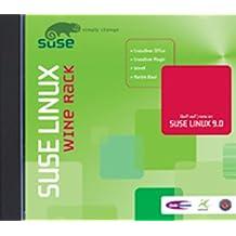 Suse Linux Wine Rack
