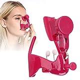 Elektrische Nasen Schönheit Klipp, Anhebende Nase Herauf die Massagegerät Nasen-Brücke Glättender Vibrator Formungs Werkzeug