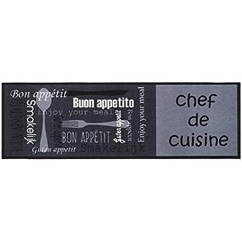 Küchenläufer / Küchenmatte / Läufer / Dekoläufer für Küche und Bar ...