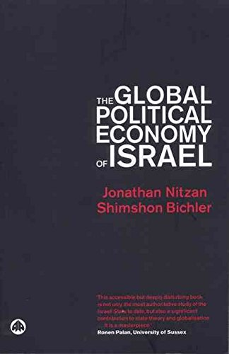 [(The Global Political Economy of Israel)] [By (author) Jonathan Nitzan ] published on (October, 2002)