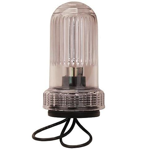 Scotty Navigation Light,Mast Head base, clear,