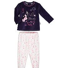 9f5024f1d5ef7 Petit Béguin - Pyjama bébé velours ...