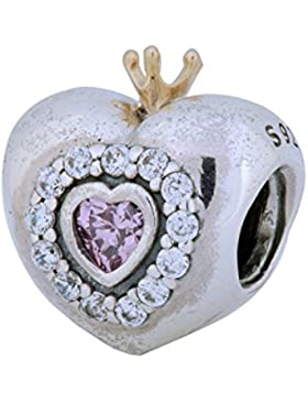 791375PCZ Prinzessinnenherz rosa