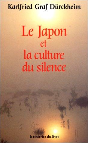 Le Japon et la culture du silence