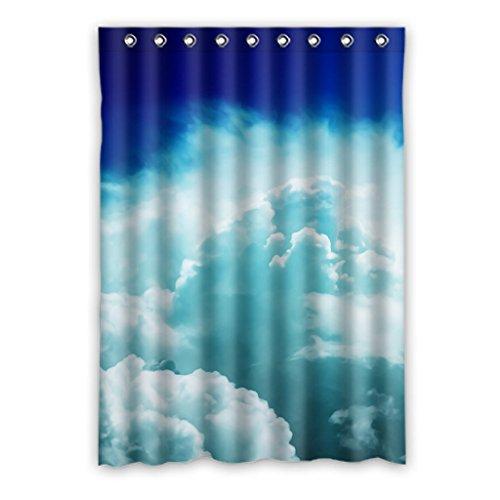 Dalliy cambiando le nubi meteo le tende tenda della finestra poliestere window curtain 52