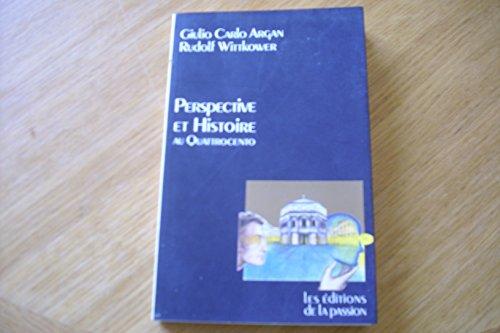 Perspective et histoire au Quattrocento