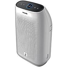 Philips AC1215/10 - Purificatore d'aria con filtri Nanoprotect e tecnologia VitaShield IPS