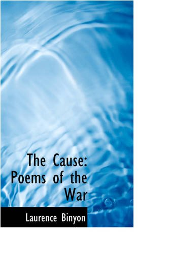 The Cause: Poems of the War