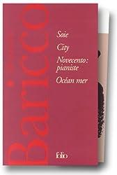 Baricco, coffret 4 volumes : Soie - City - Novecento : Pianiste - Océan mer