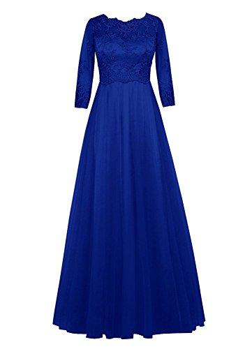 Drasawee Damen Empire Kleid 13#