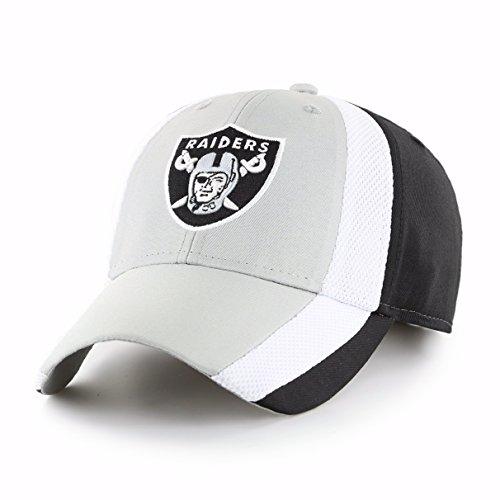 Sherpa Baumwolle Hut (OTS NFL Erwachsene Select All-Star MVP Verstellbare Mütze, Einheitsgröße, Schwarz)