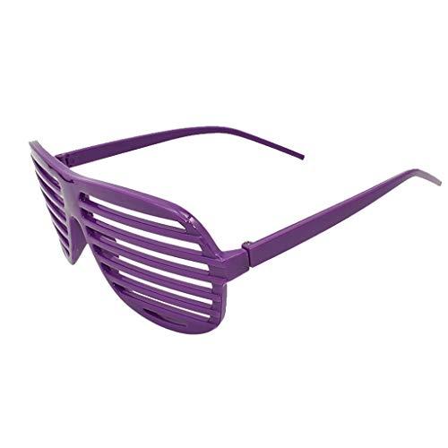 Jahre Kostüm 90er Männlich - Mitlfuny Karnevalsparty Fancy Festival Zubehör,Lustige verrückte Kostüm Brillen Neuheit Kostüm Party Sonnenbrillen Zubehör