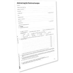Avery Zweckform 2243e Mietvertrag Ferienwohnung [Word-Download]