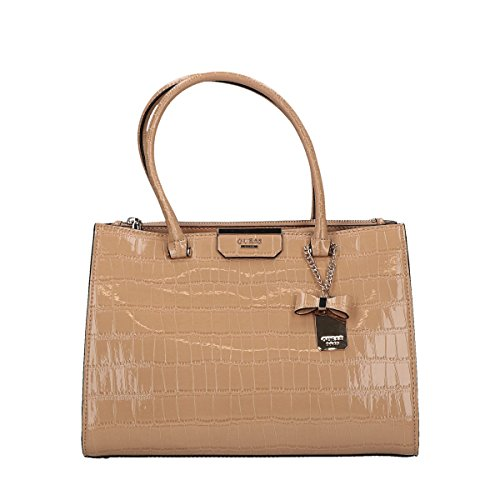 Guess Ryann Status shopping bag BEIGE