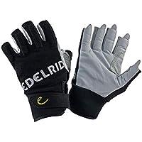 EDELRID Kletterhandschuhe Work Gloves Open - Guantes para Hombre, Color Blanco, Talla XL