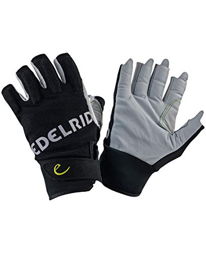 Edelrid Handschuhe Work Gloves open, Snow (047), M