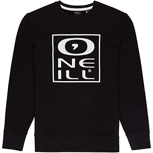 O'Neill Herren LM Tonal Crew Sweatshirts, Grau, M (Oneill-pullover)