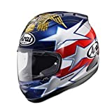 Casque Arai RX-7 GP Colin Edwards Indianapolis la